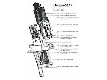 Станок для щеплення Omega Star