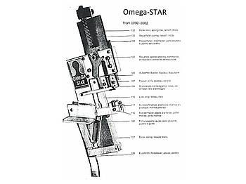 Верстат для щеплення Omega Star