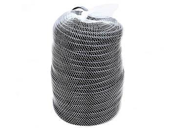 Кембрик - агротрубка чорний в сітці Аграріо (Agrario) 7 мм, 1 кг