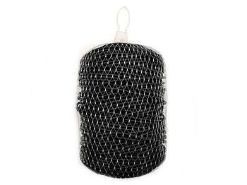 Кембрик-агрошнурок Cordioli Екстра чорний 4 мм для підв'язування 1 кг