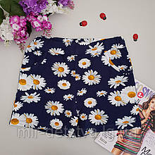 Трикотажные шорты для девочек ТМ Lovetti, Турция оптом р.9-12 лет (4 шт в ростовке)