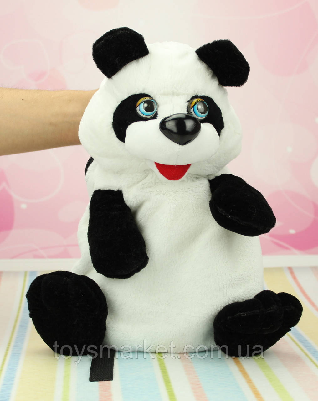 Детский рюкзак Панда, 31 см.