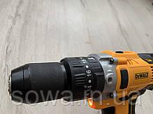 Шуруповерт ударний Dewalt DCD791P2 / 5 A. h / 20V, фото 2