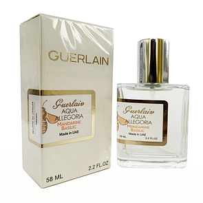Guerlain Aqua Allegoria Mandarine Basilic Perfume Newly унисекс, 58 мл