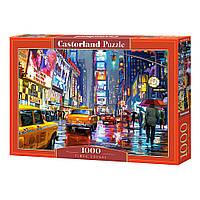 """Пазл """"Таймс-сквер"""", 1000 элементов Castorland (5904438103911)"""