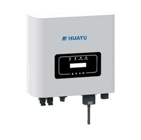 Солнечный  гибридный инвертор Huayu 3,6 кВт для круглосуточного мониторинга потребления нагрузки