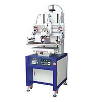 Шелкотрафаретная печать на полуавтоматическом оборудовании