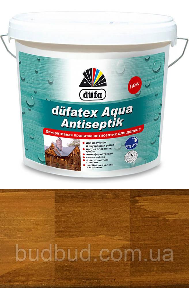 Декоративная пропитка-антисептик для дерева Dufatex дуб 0,75 л