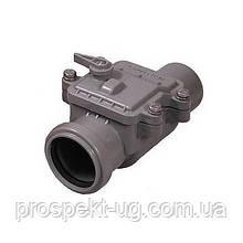 Обратный клапан ПВX 110               Зворотний клапан ПВХ 110