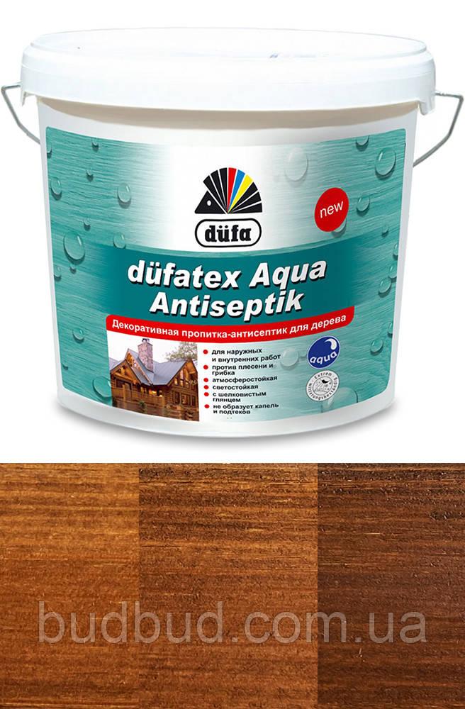 Декоративная пропитка-антисептик для дерева Dufatex кипарис 2,5 л