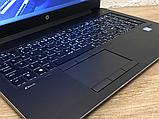 Відмінний Ігровий Ноутбук HP Zbook 15 G3+CORE I7+NVIDIA+16 +512, фото 4