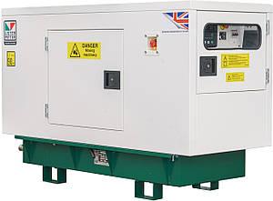 Дизельный генератор 15 кВт LWX 27 A LISTER PETTER (Великобритания)