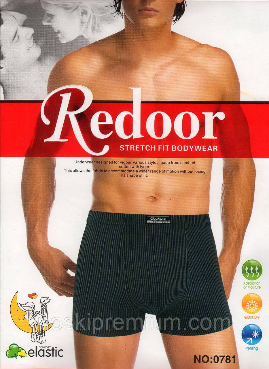 Трусы мужские боксеры х/б Redoor 0781