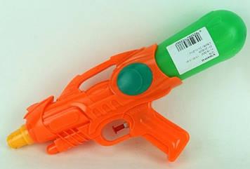 Пістолет водян.помпа,31,5см,в кульку,19х13,5х6см,3кольор. №MR0572(144)
