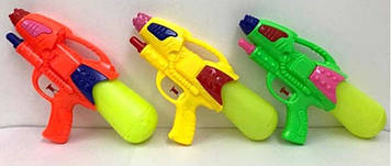 Пістолет водян.помпа,29,5см,в кульку,19х29,5х6см,3кольор. №MR0579(120)