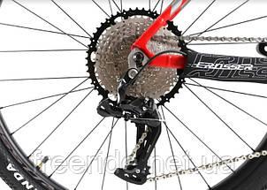 Найнер велосипед Crosser QUICK 29 (17/19)1*12S гидравлика LTWoo, фото 3