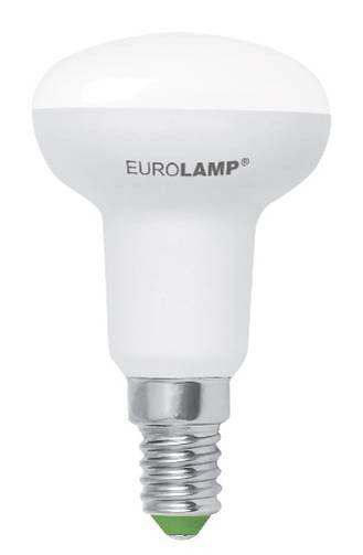 Светодиодная лампа EUROLAMP EKO 6Вт R50 E14