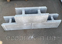 Блок несъемной опалубки 190х190х500