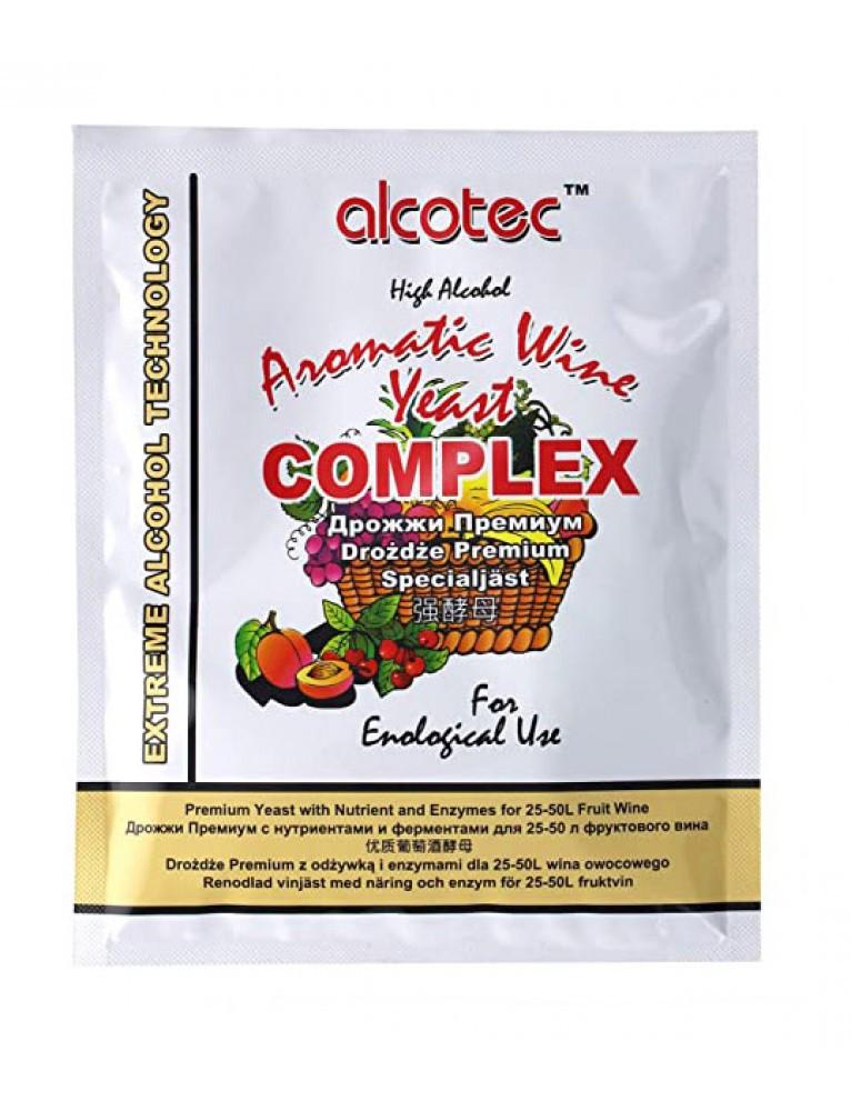 Винні дріжджі Alcotec Aromatic Wine Complex (ORIGINAL)