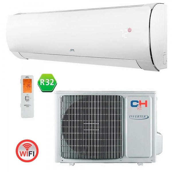 Кондиционер тепловой насос Cooper&Hunter CH-S12FTXD Wi-Fi