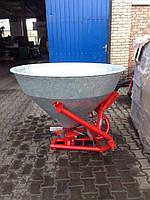 Розкидач мінеральних добрив 650 кг Jar-Met Італія