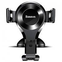 Автодержатель для телефона BASEUS Osculum SUYL-XP01, черный