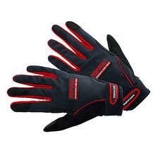 Перчатки комбинированные рабочие (размер S) TOPTUL AXG00020001