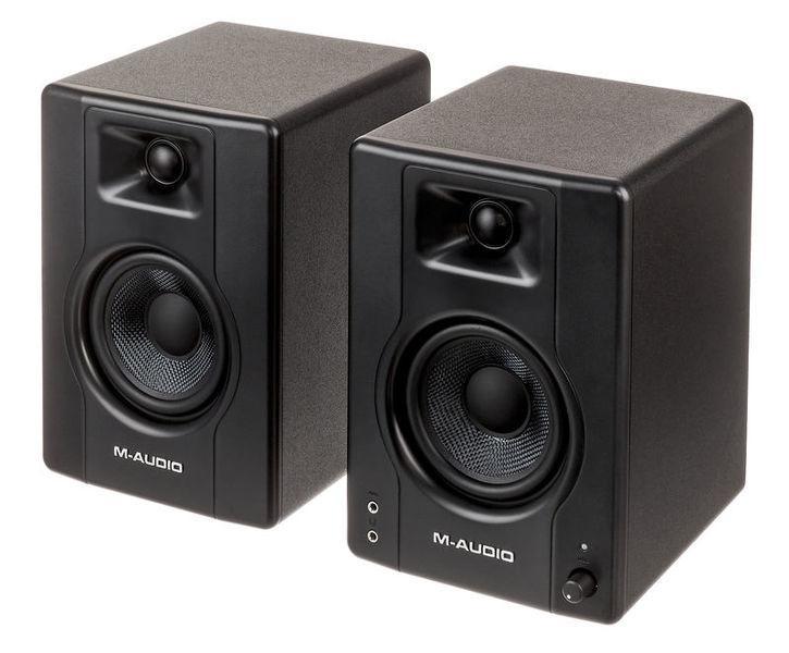 Студийные мониторы (пара) M-Audio BX4