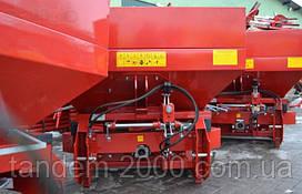 Розкидач мінеральних добрив 1000 кг Jar-Met Польща