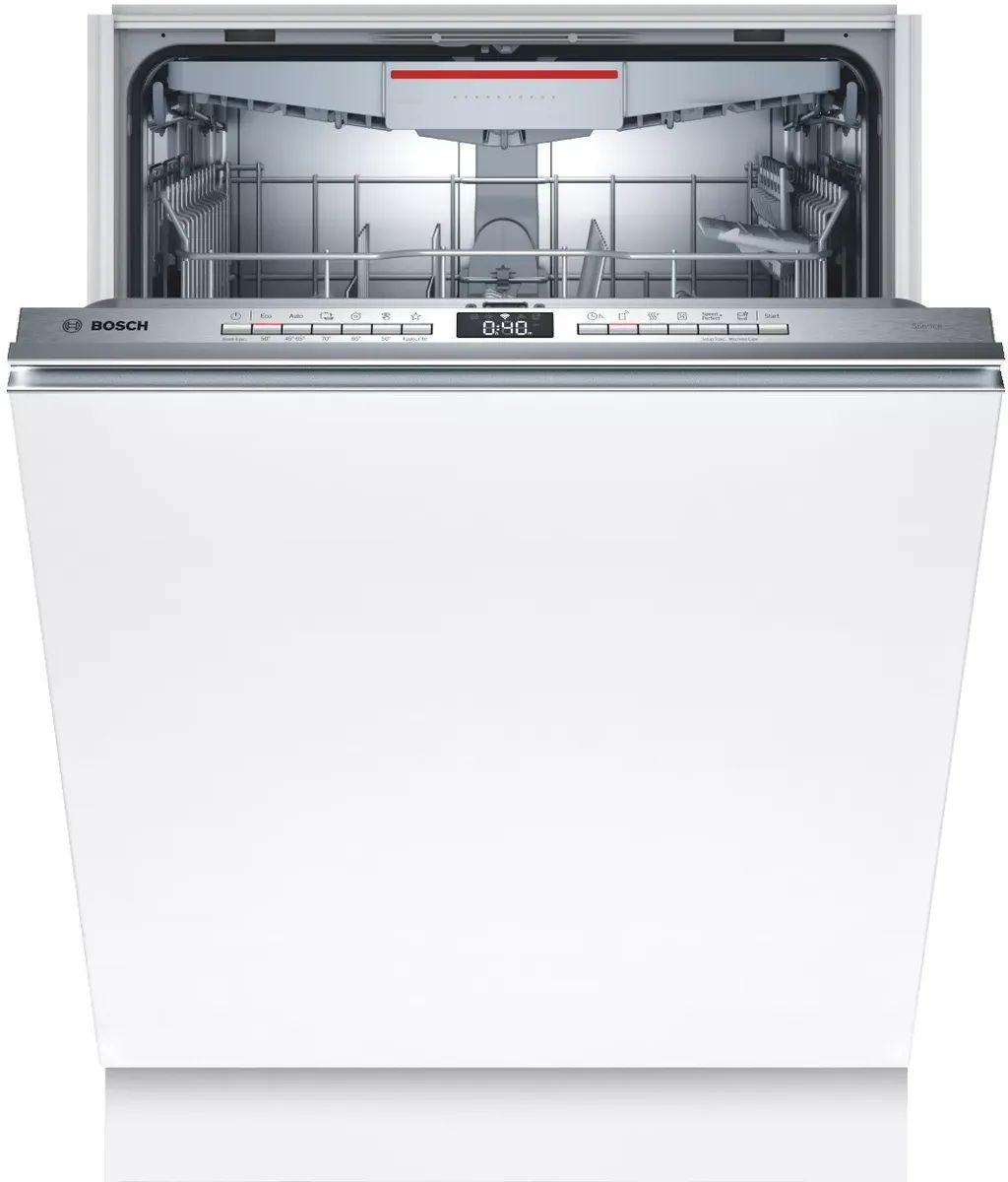 Встраиваемая посудомоечная машина Bosch SBH4HVX31E [60см]