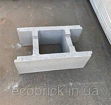 Блок несъемной опалубки 190х290х500
