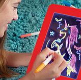 Планшет для малювання Magic Pad 3D Малюємо світлом (NO746), фото 5