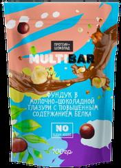 Протеиновое драже MULTIBAR Фундук в Шоколаде (100 грамм)