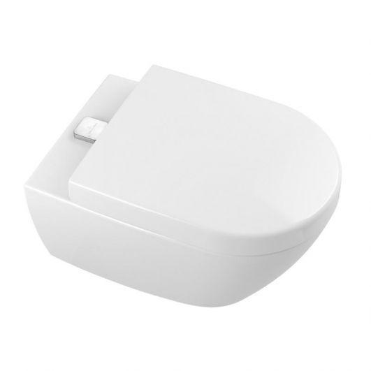 SUBWAY 2.0 ViFresh унітаз 37*56см, DirectFlush, підвісний, гориз. випуск, колір білий