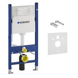 DUOFIX монтажный комплект для подвесного унитаза, Н112, 12 см(UP100) без клавиши