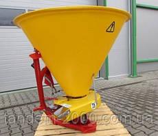 Розкидач мінеральних добрив садовий 500 кг Jar-Met Польща