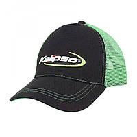 Кепка Kalipso зелена з сіткою