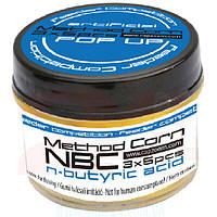 Штучна кукурудза Carp Zoom Feeder Competition Method Corn, 3x5 шт, Масляниста кислота