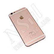 Корпус APPLE iPhone 6S Plus розовый