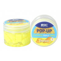 Штучна кукурудза GC в діпі Pop-Up Triple Flavored(18шт) Sweetcorn (Солодка кукурудза)