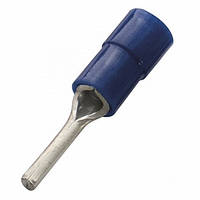Кабельний наконечник (1.5-2.5 мм) круглий штифт з ізоляцією (100 шт) (Haupa) 260372