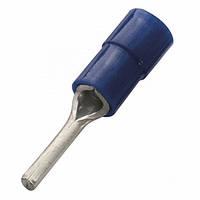 Кабельний наконечник (1.5-2.5 мм) круглий штифт з ізоляцією (100 шт) (Haupa) 260373