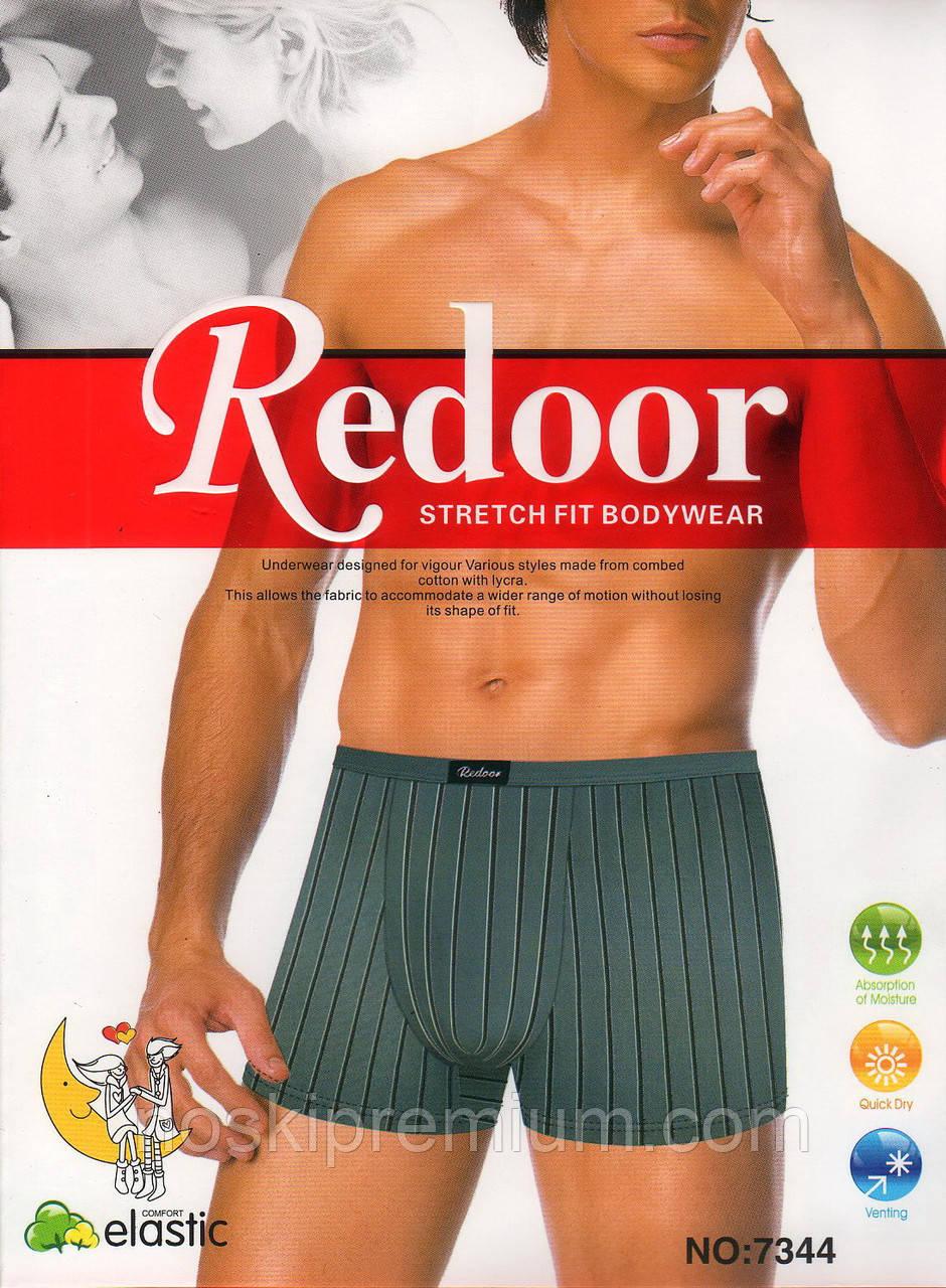 Трусы мужские боксеры х/б Redoor 7344