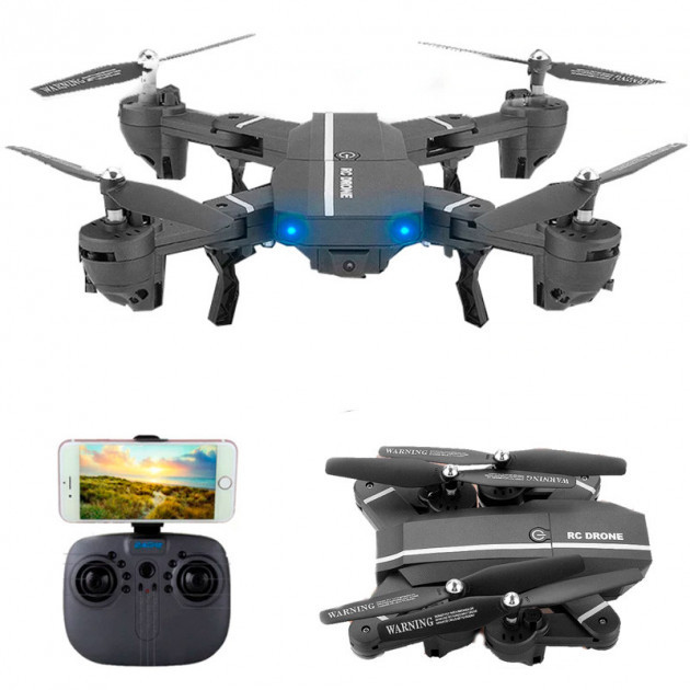 Квадрокоптер RC Drone CTW 8807W с дистанционным управлением и WiFi камерой оригинал