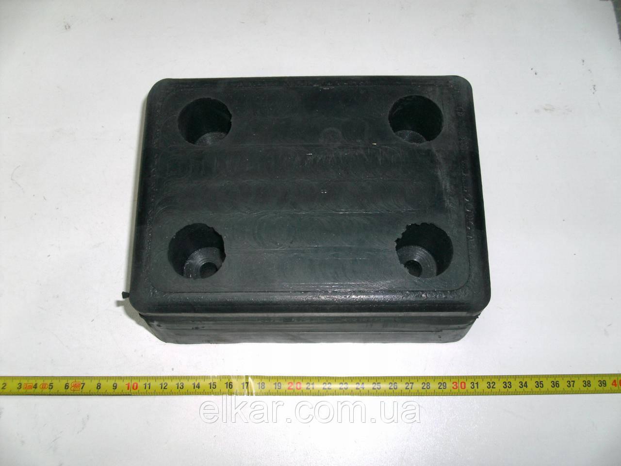 Відбійник (буфер) 200х150х80   OD57. LR1115