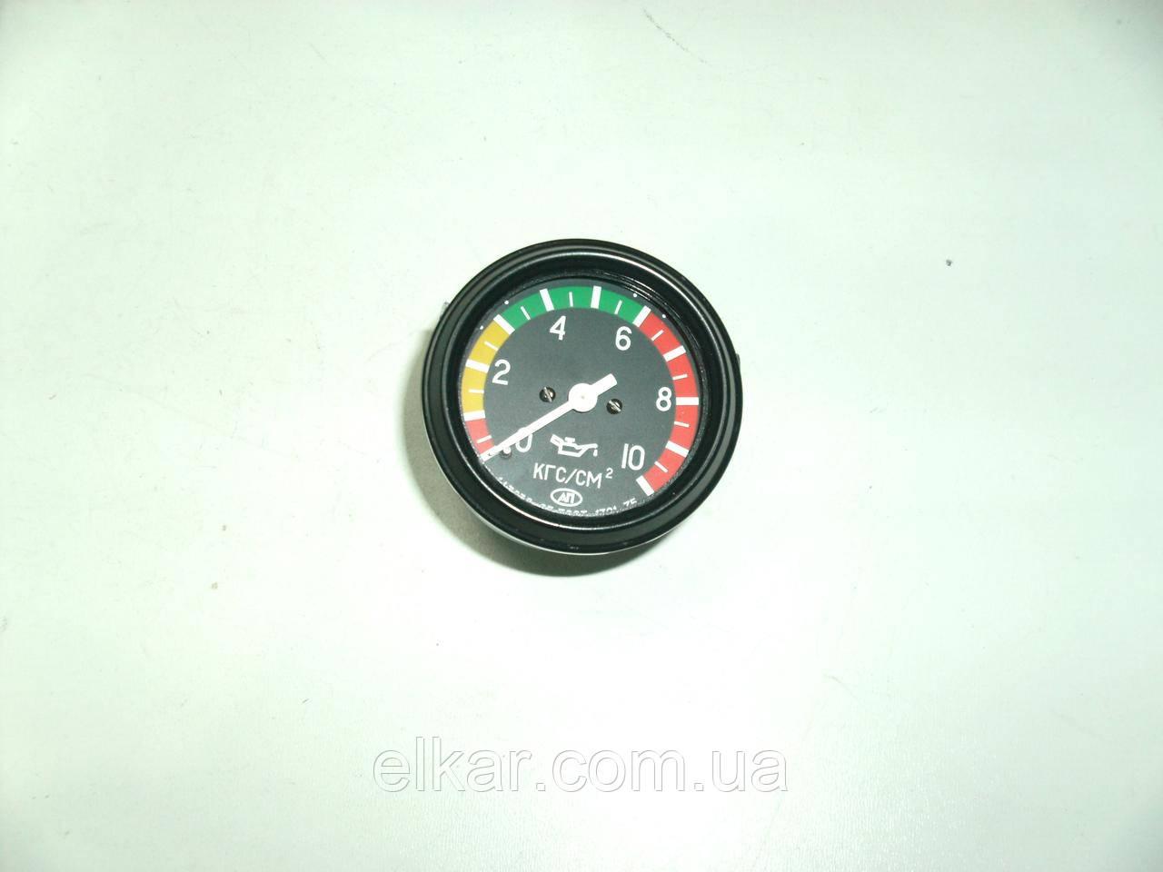 """Манометр (0-10 кгс/см.кв.)   1401.3830010-03 (вир-во """"Автоприбор"""")"""