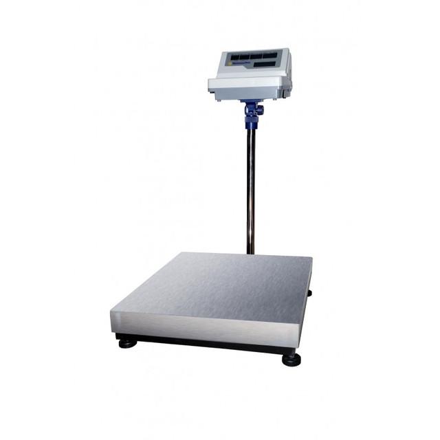 ВЕСЫ НАПОЛЬНЫЕ С ПЕЧАТЬЮ ЭТИКЕТКИ (60/150 кг) – ВТНЕ-ПРИНТ-Т
