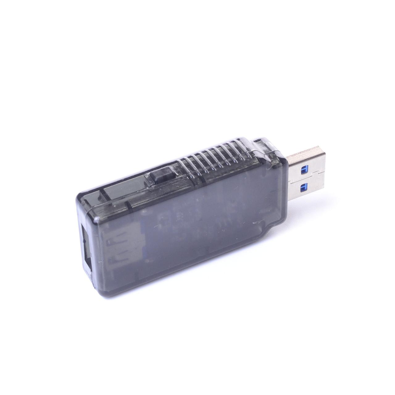 USB тестер FNB08 32V 96W USB3.0 с ваттметром, амперметром, и измерением ёмкости батарей
