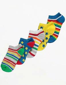 С принтами и однотонные - Какие детские носки нужно иметь на витрине магазина?