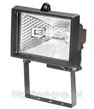 150W/1хR7s, черный, IP 54 LHF. Прожектор галогенные Magnum (Магнум)